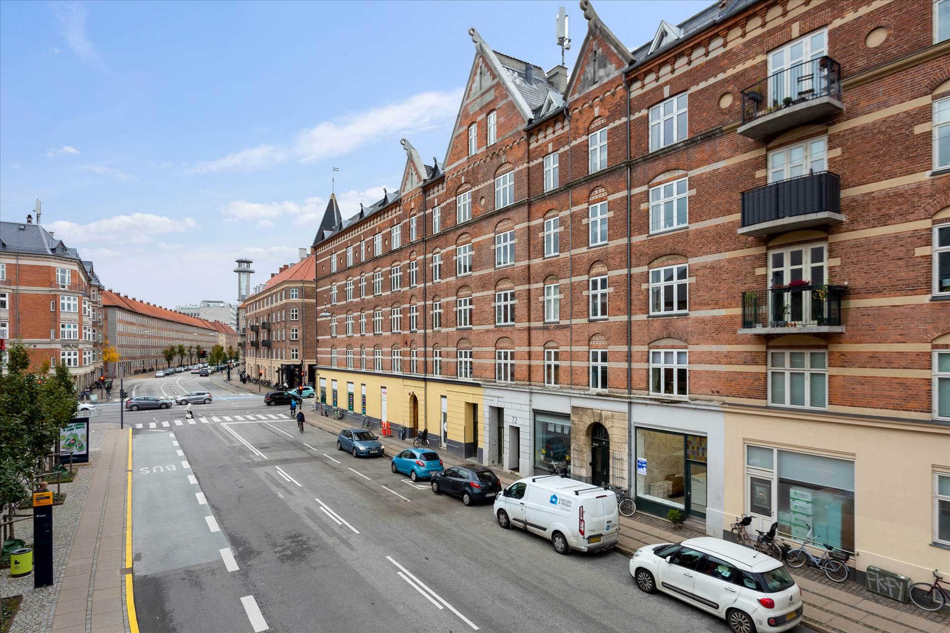 69 m² butik • Nørrebro