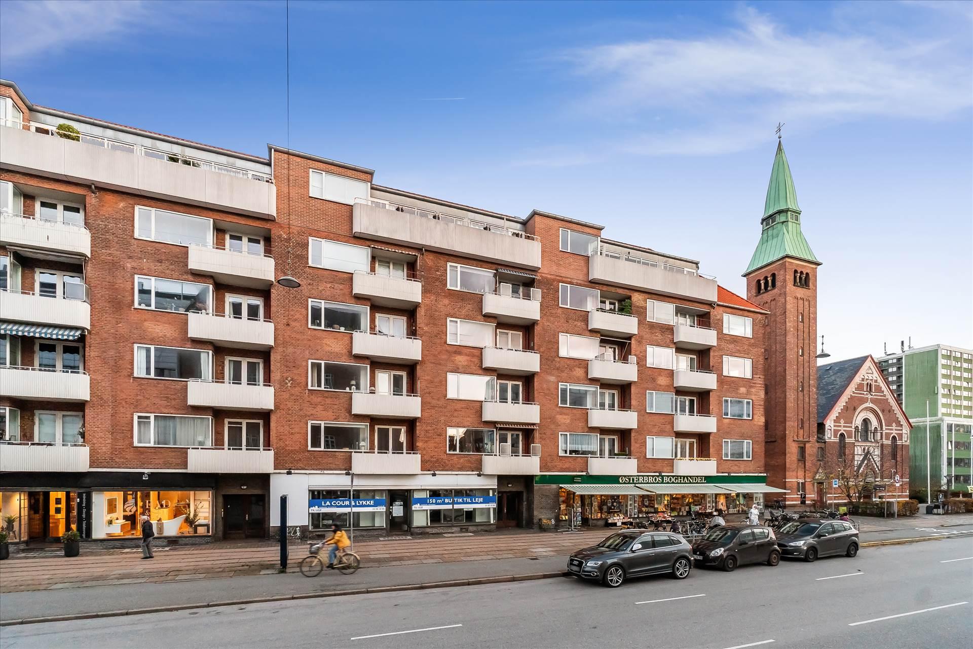 150 m² butik • Østerbrogade