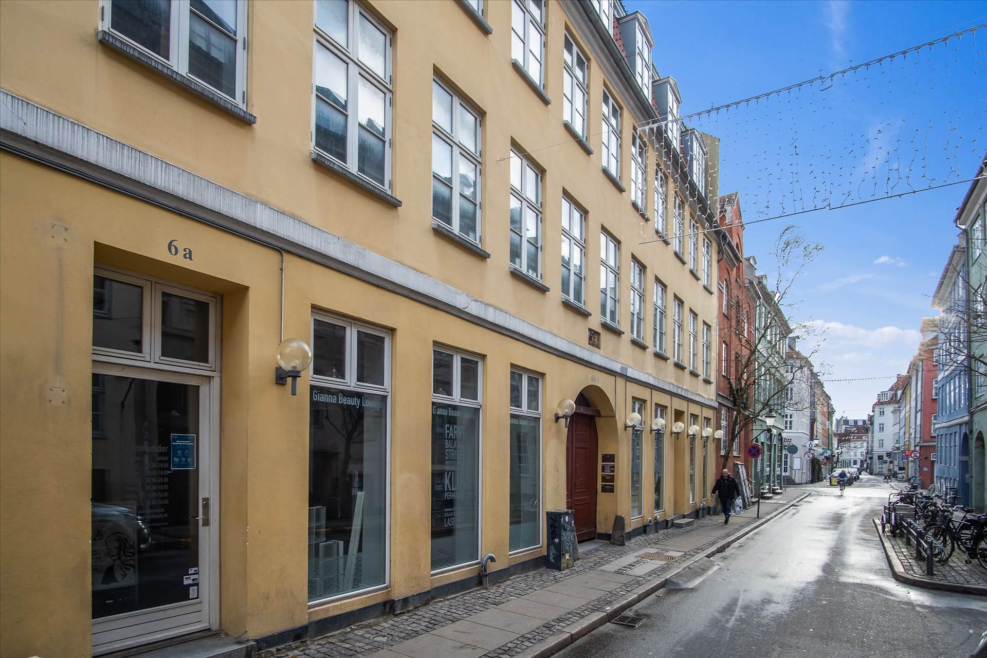 81 m² butik • Teglgårdstræde