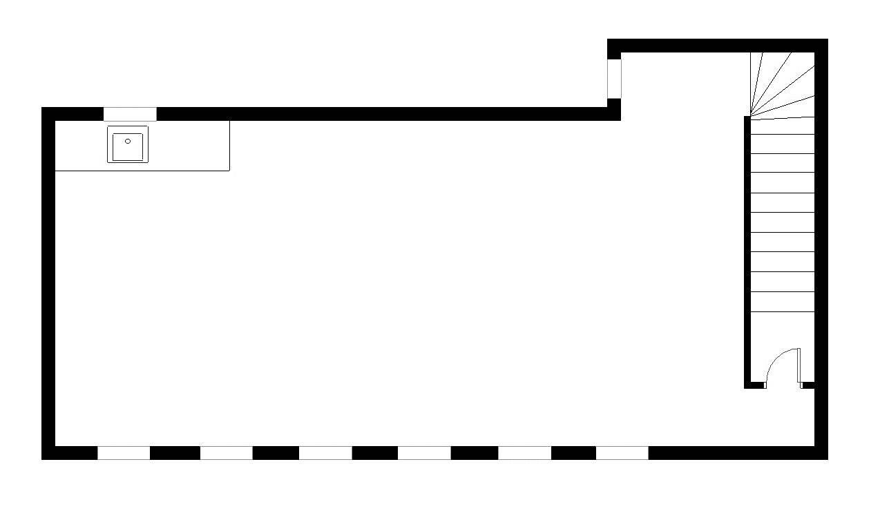 Plantegning - Købmagergade 5, 4. sal