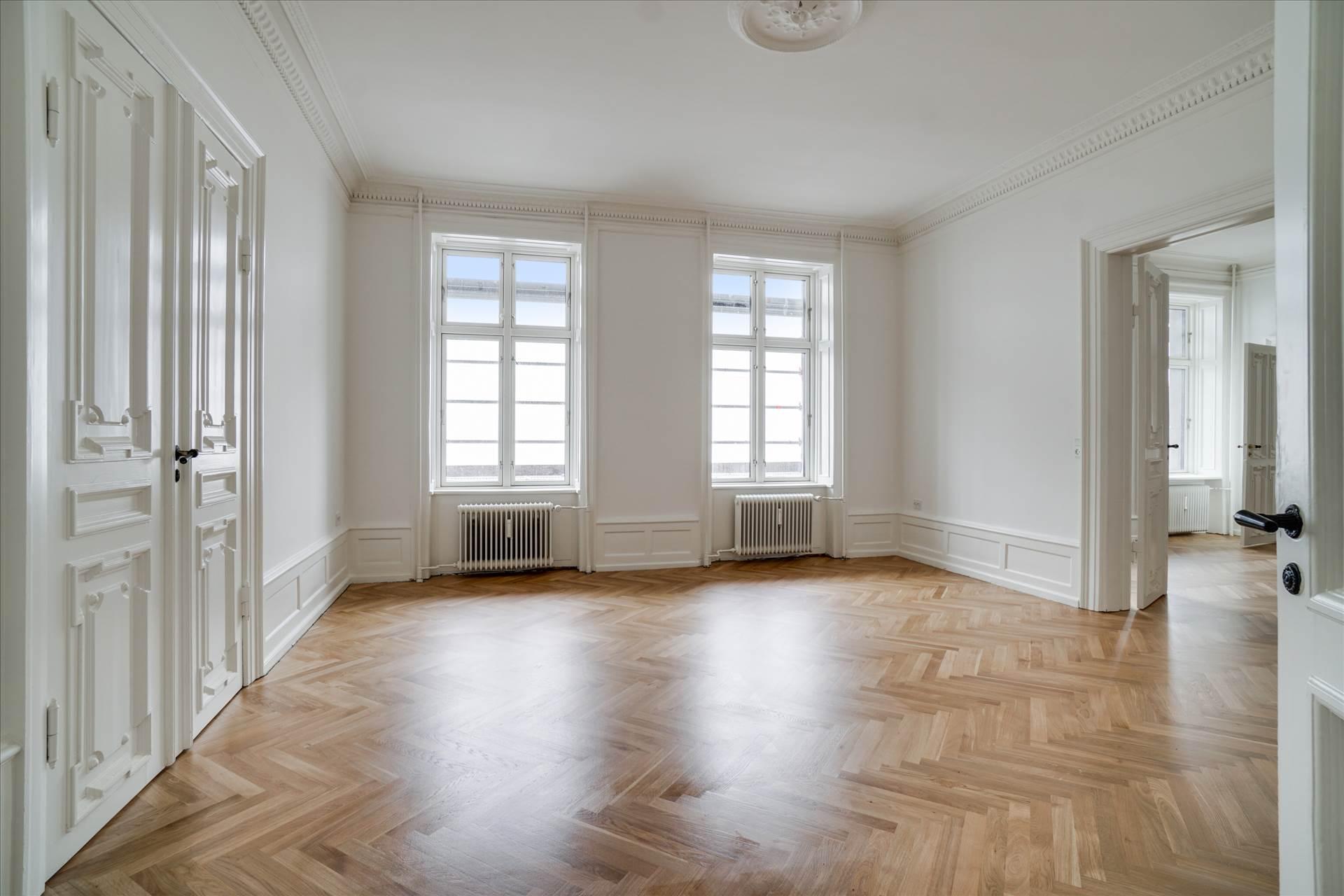 250 m² nyrenoveret kontor • Vesterbro