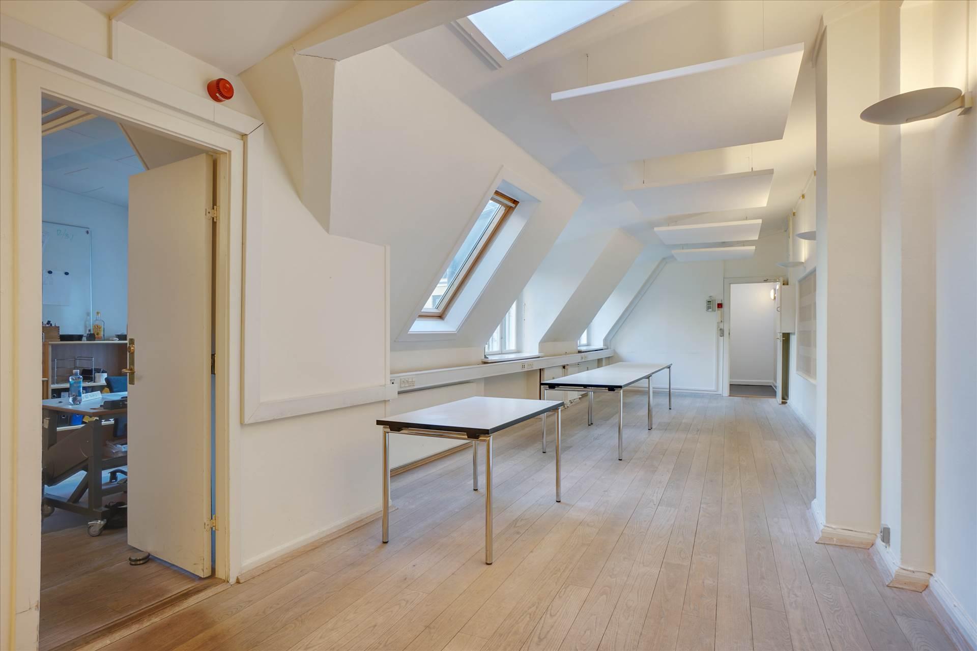 85 m² kontor • København K