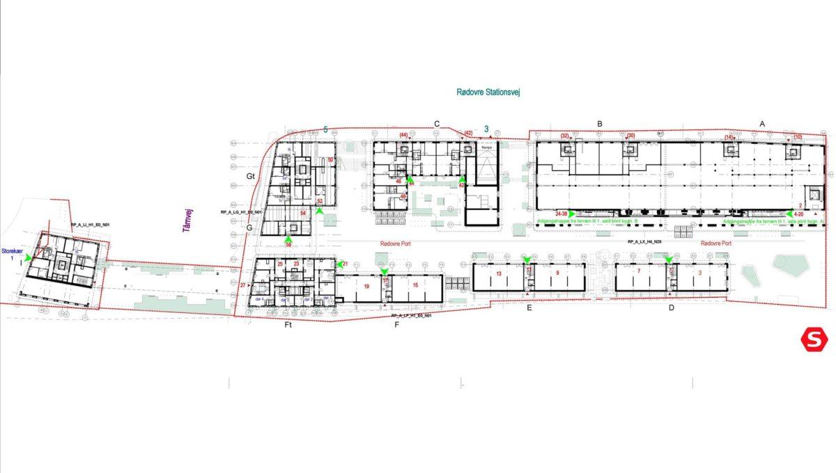 11502635 - Rødovre Port 2, bygning A+B