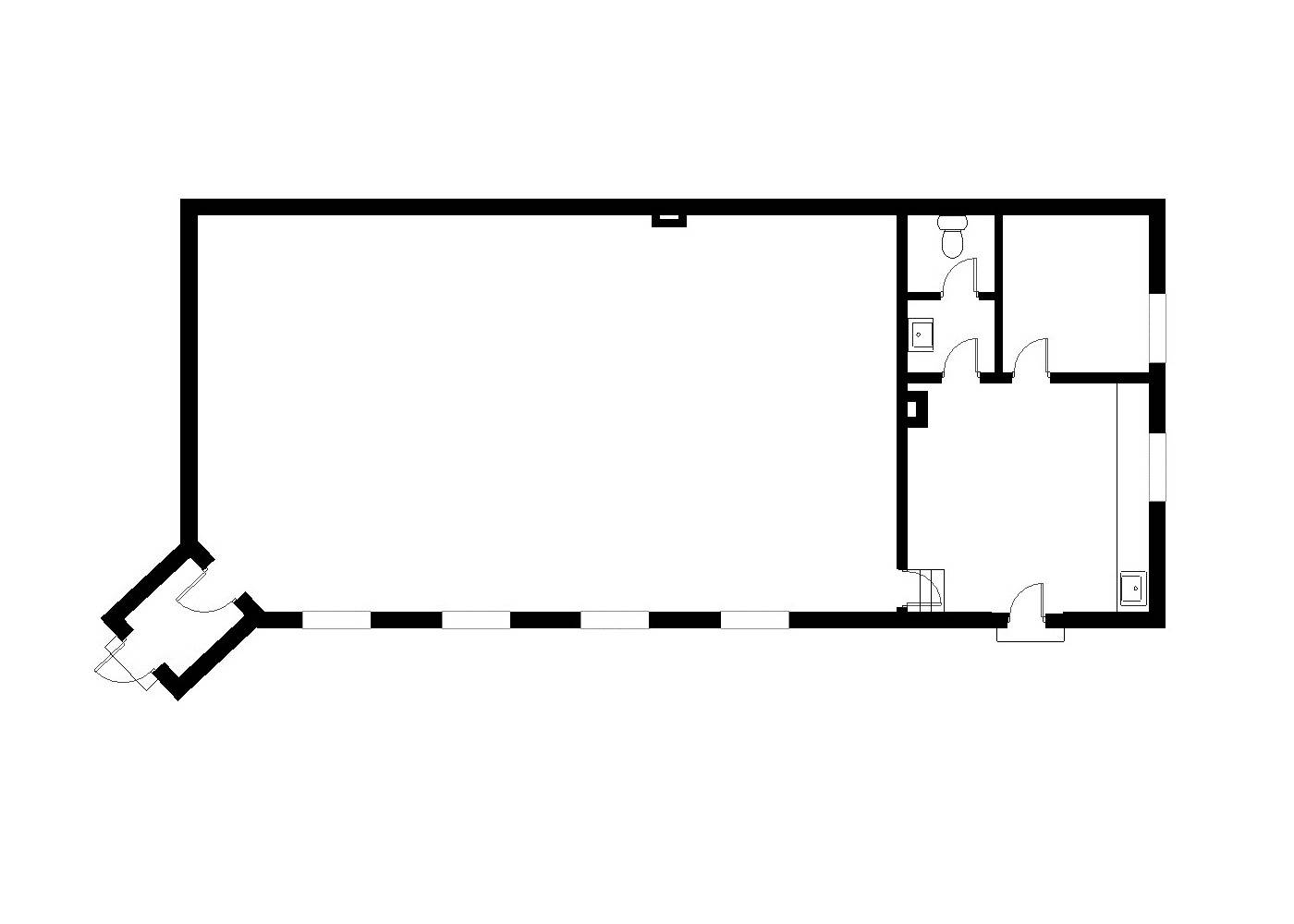 Plantegning - Nørregade 5A