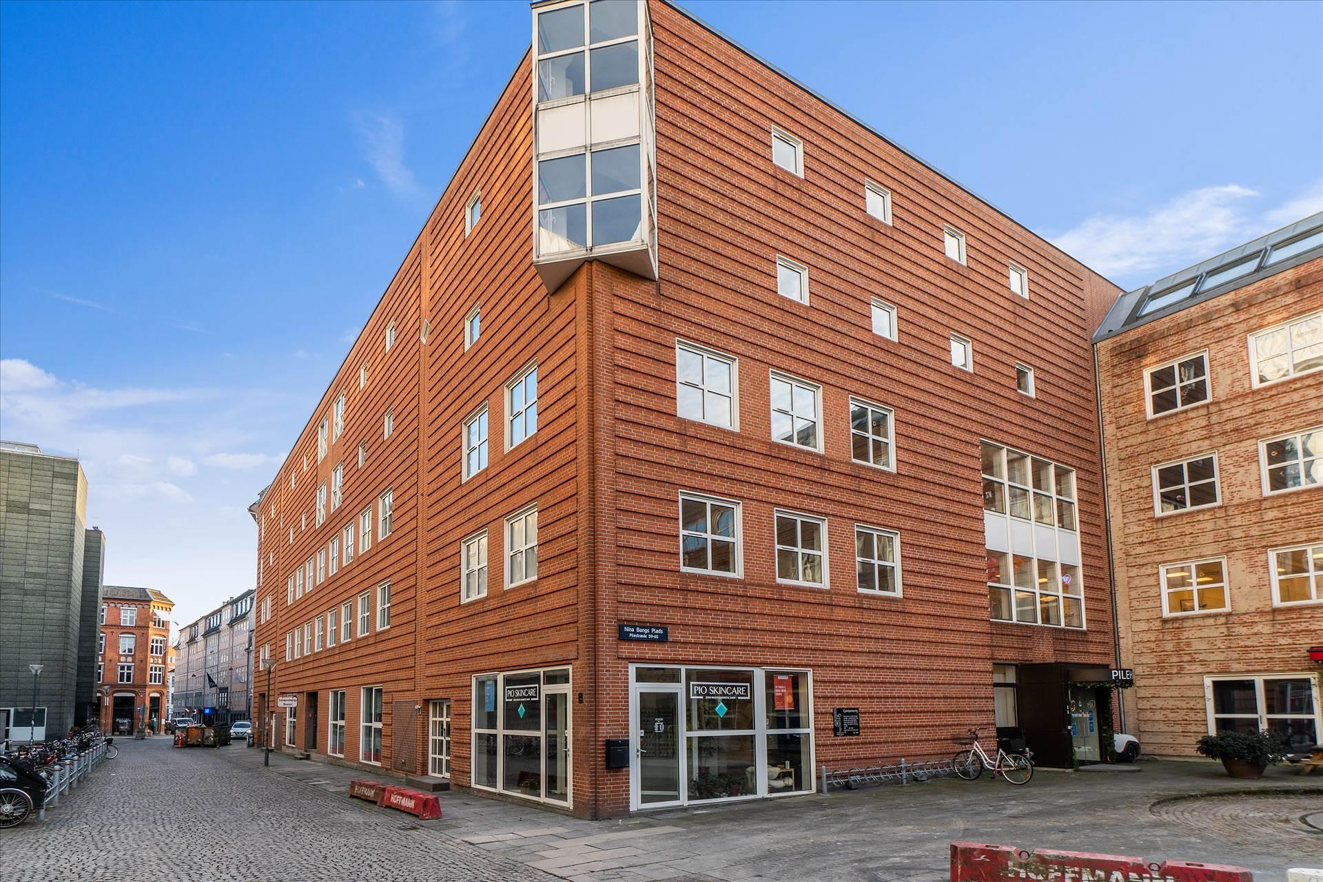 291 m² butik/restaurant • København K
