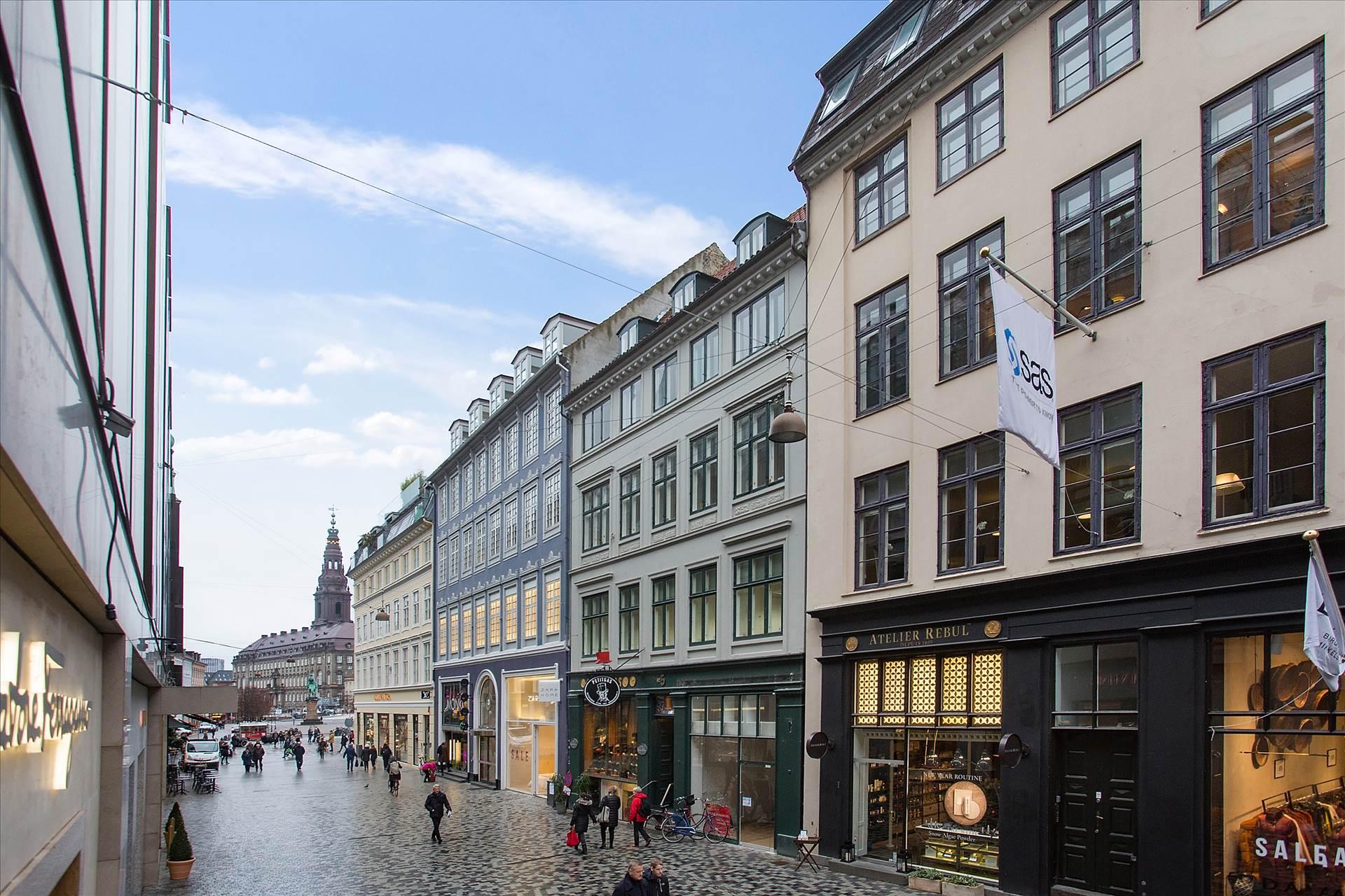 154 m² kontor • København K