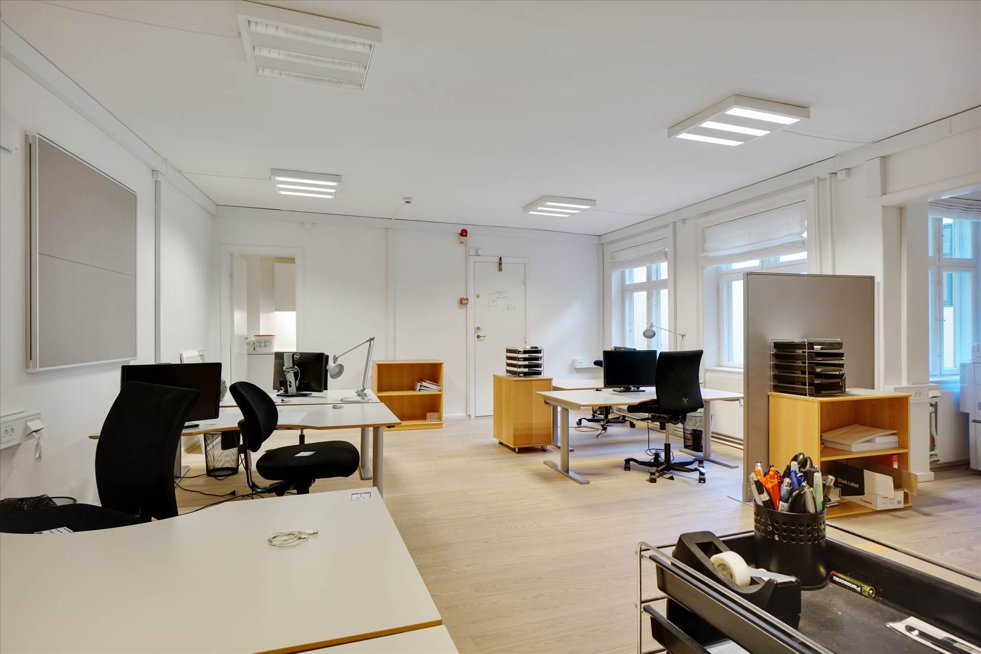 99 m² kontor • København K