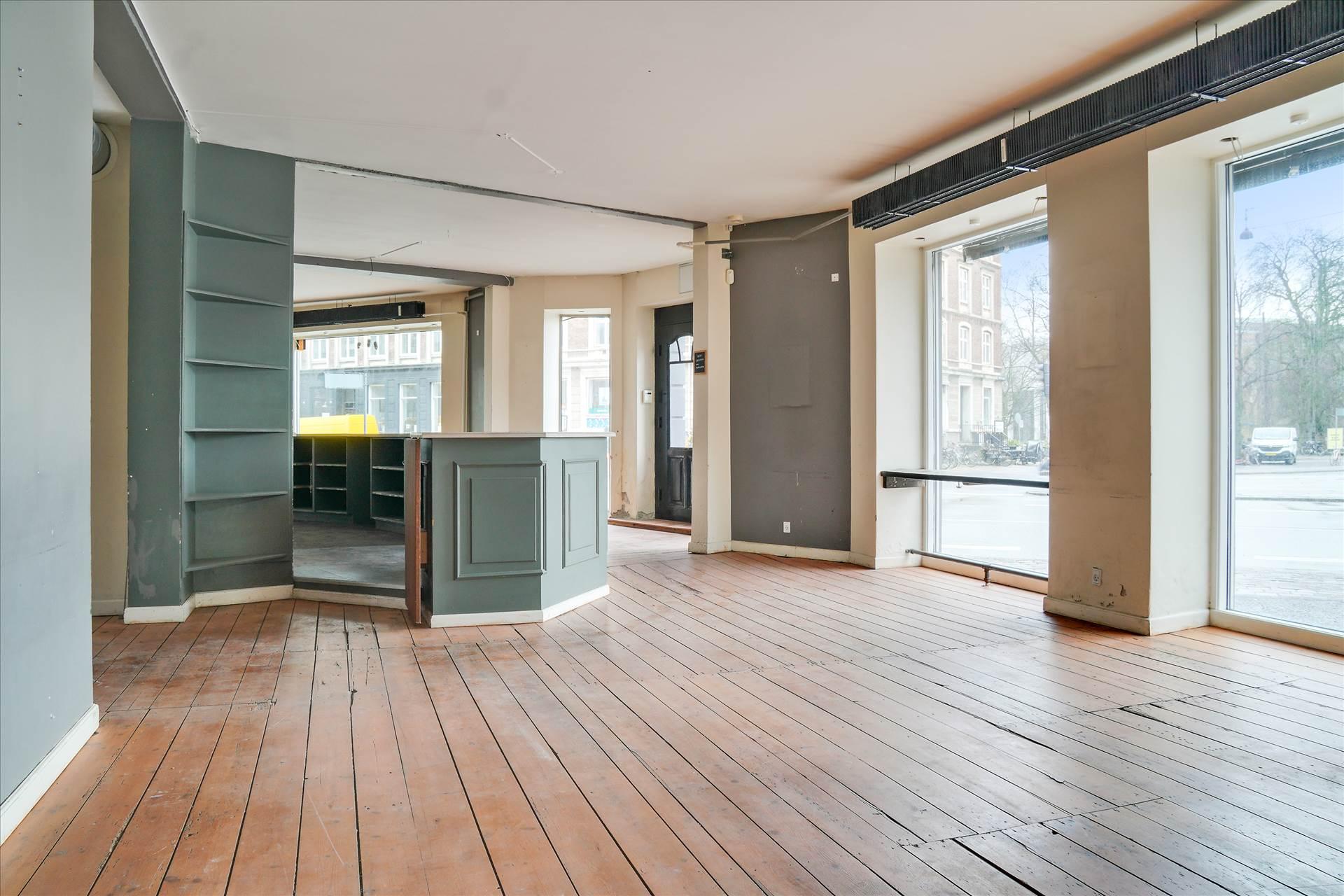 156 m² café/restaurant • København K