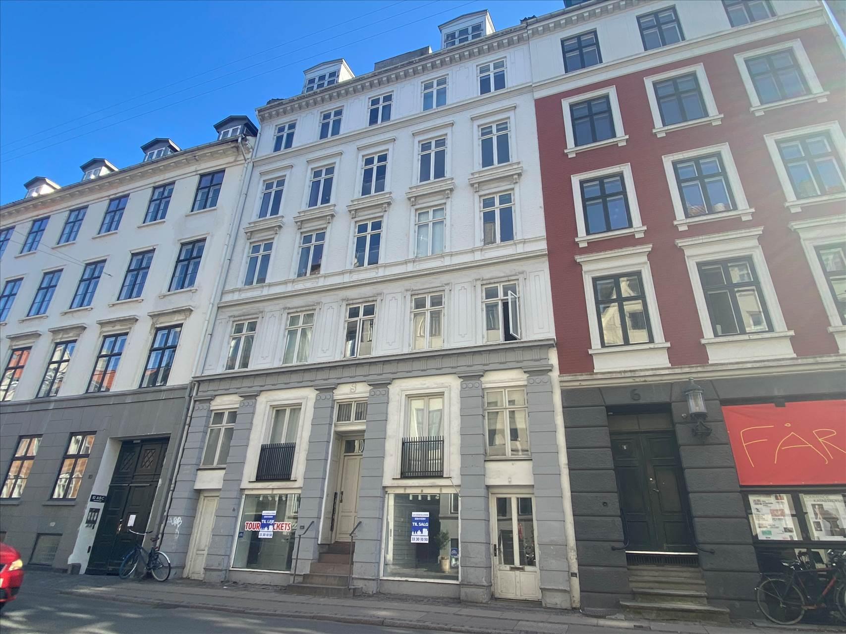 87 m² butik • København K