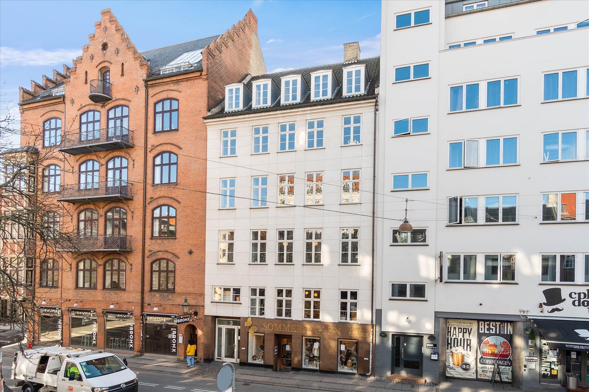 133 m² kontor • København K