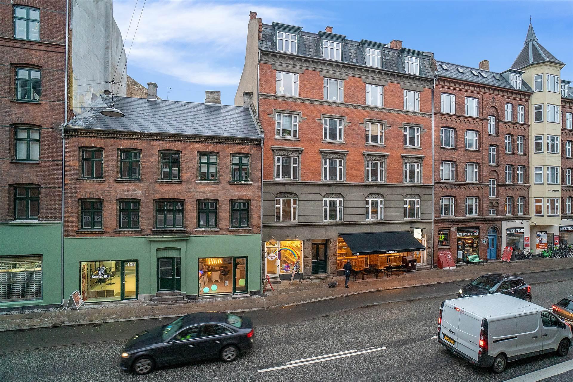 65 m² butik • Amagerbrogade