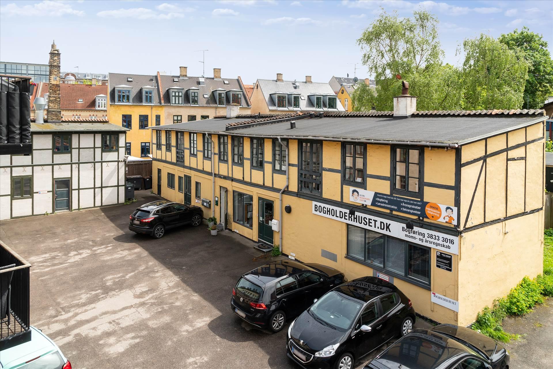 72 m² kontor • Valby