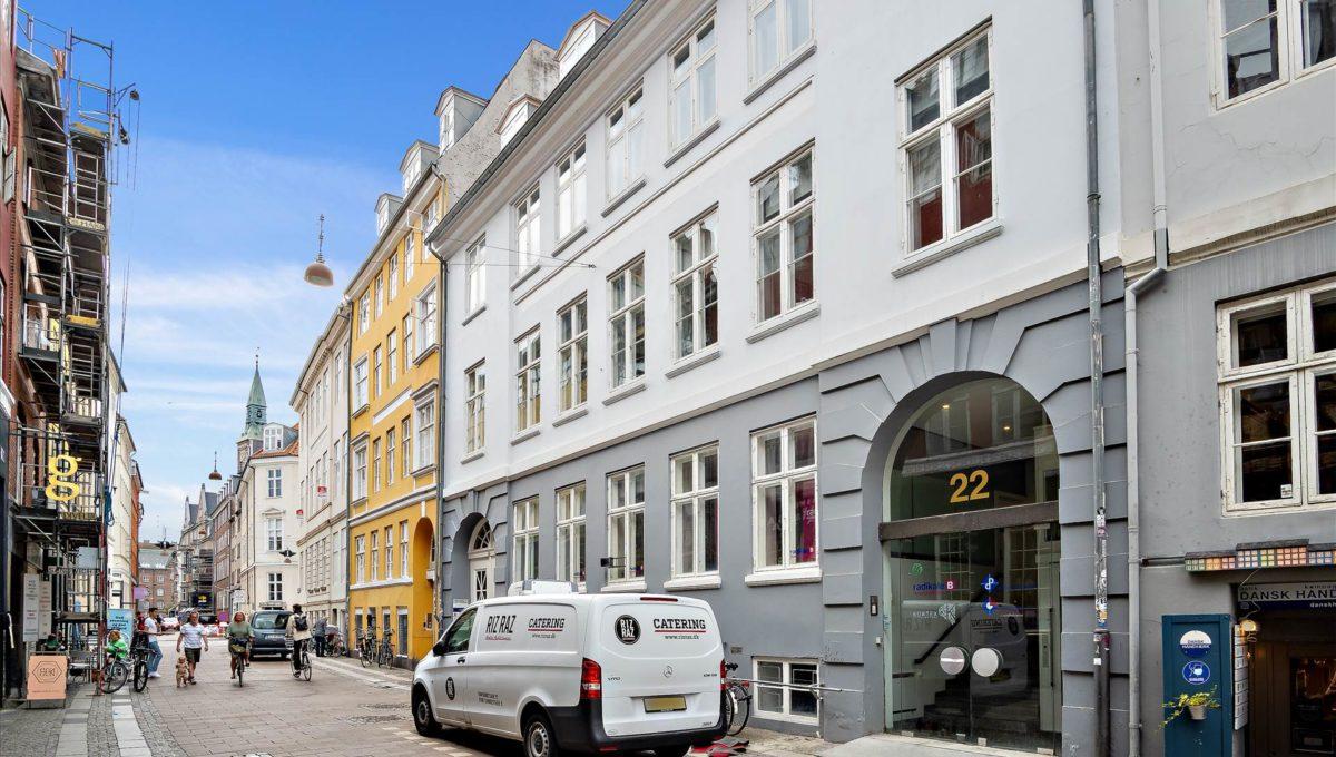 11502734 - Kompagnistræde 22, 2. sal
