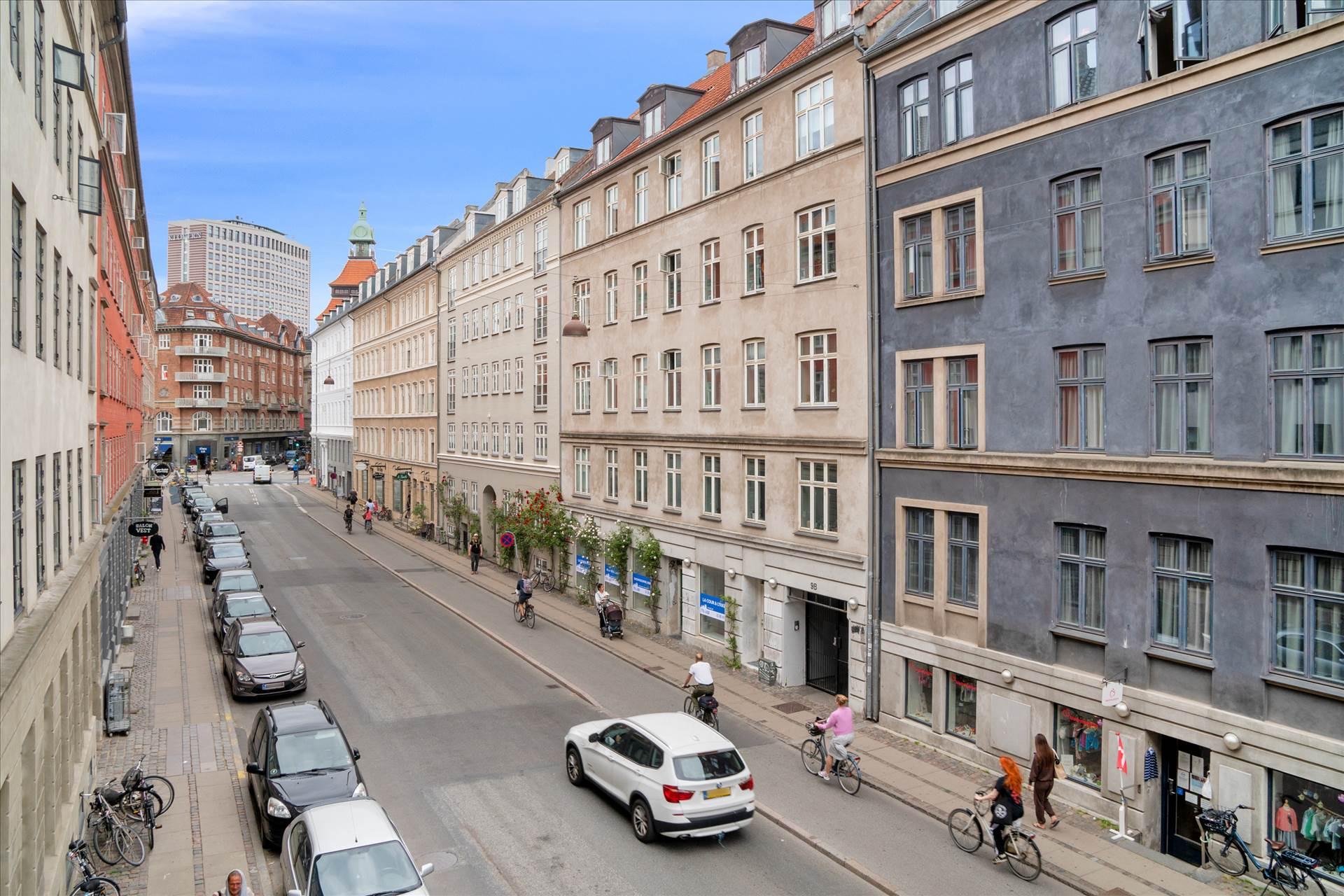185 m² kontor/klinik/butik • Vesterbro