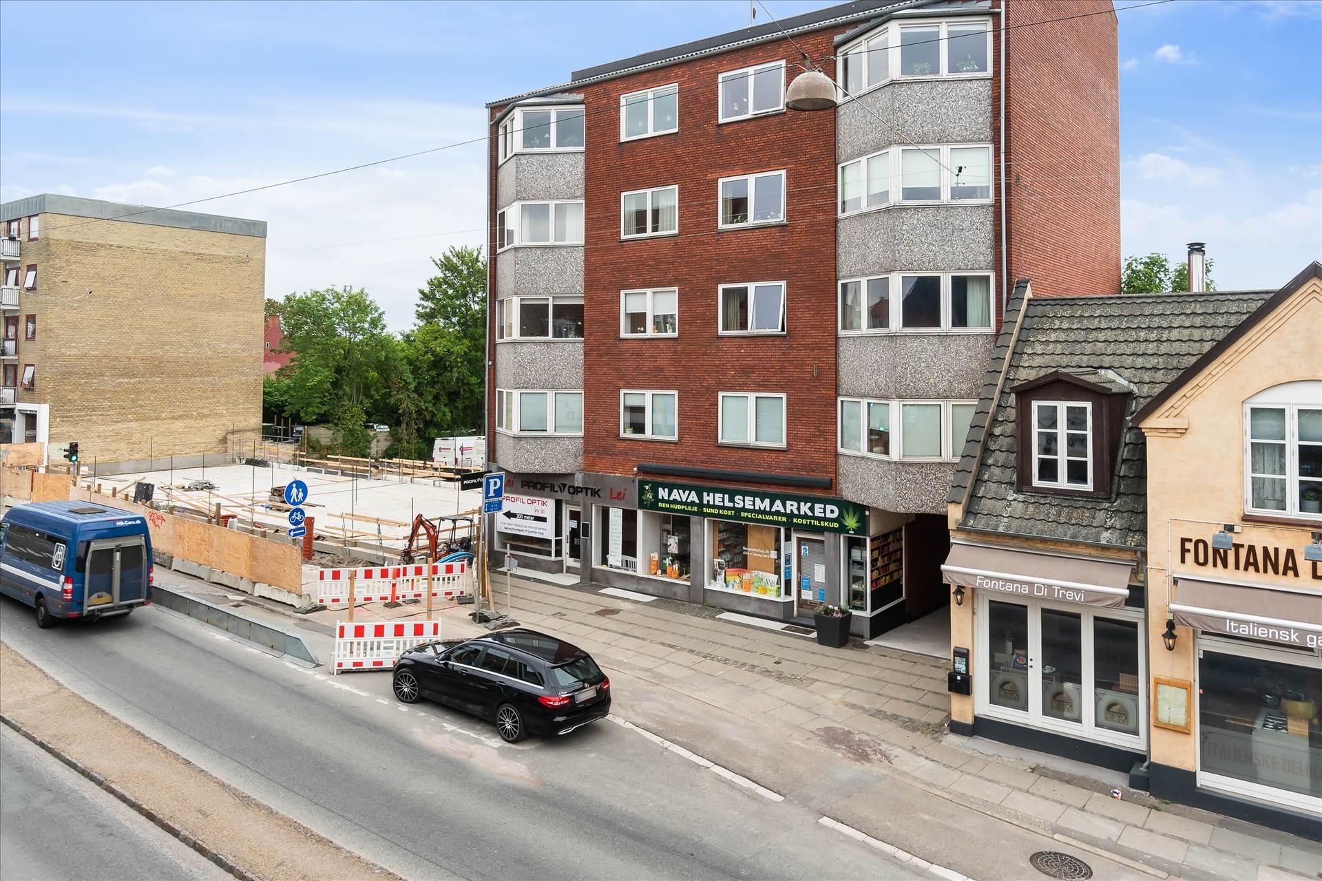 73 m² butik • Søborg Hovedgade