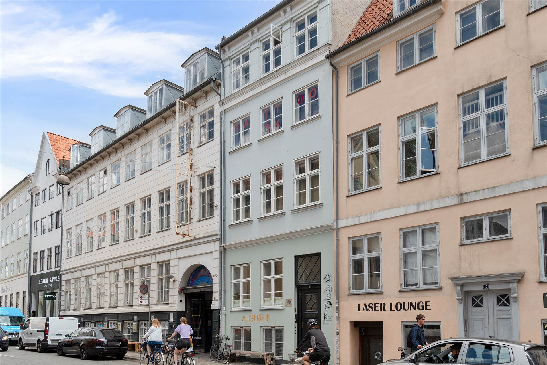 105 m² butik/showroom • København