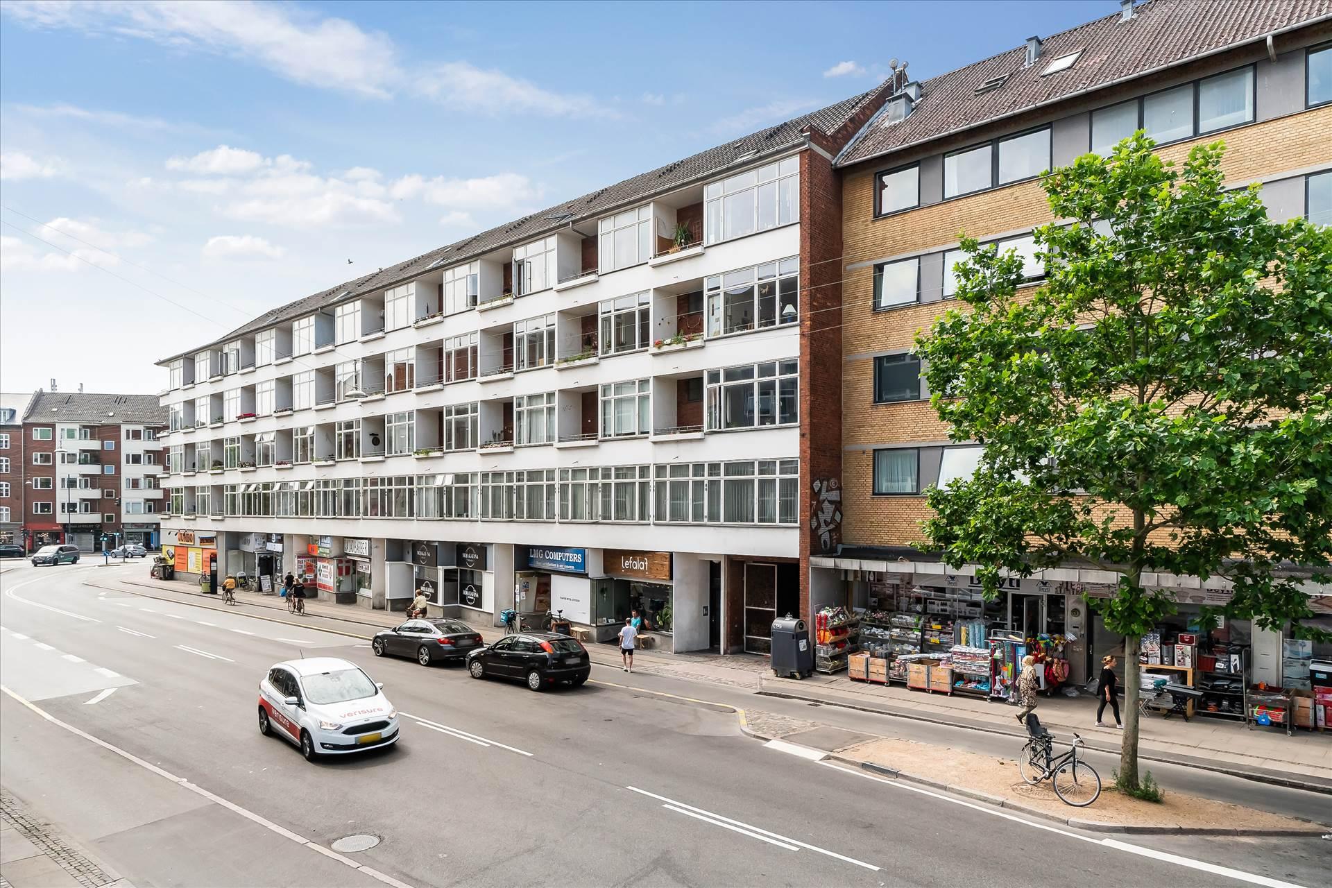 179 m² kontor / klinik • København NV