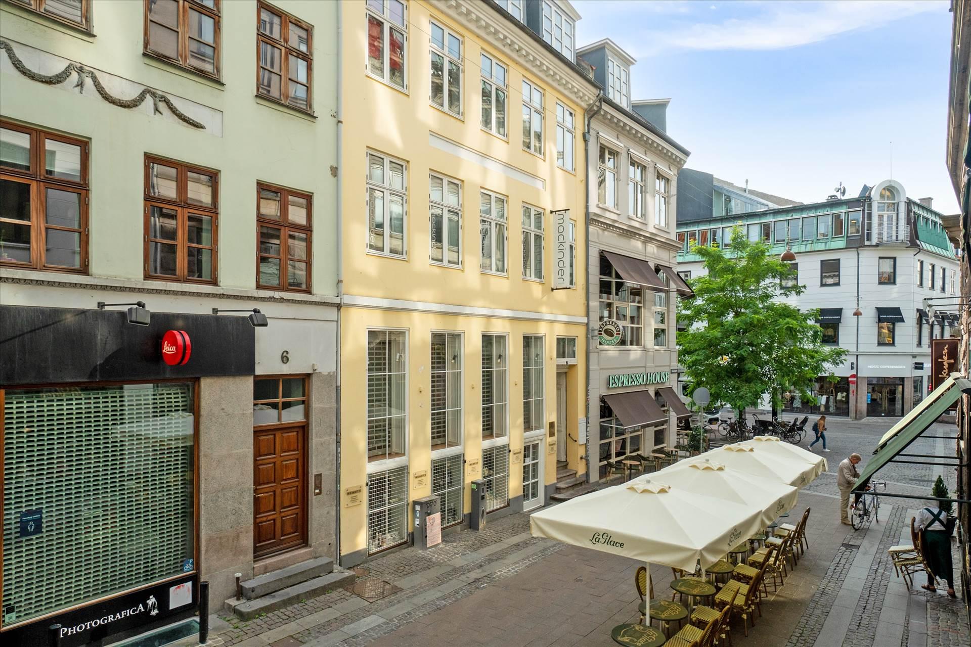 114 m² butik • Ved Strøget