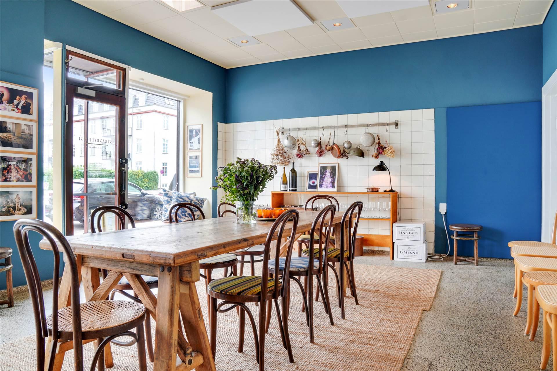 128 m² catering til salg • Tuborg Havn