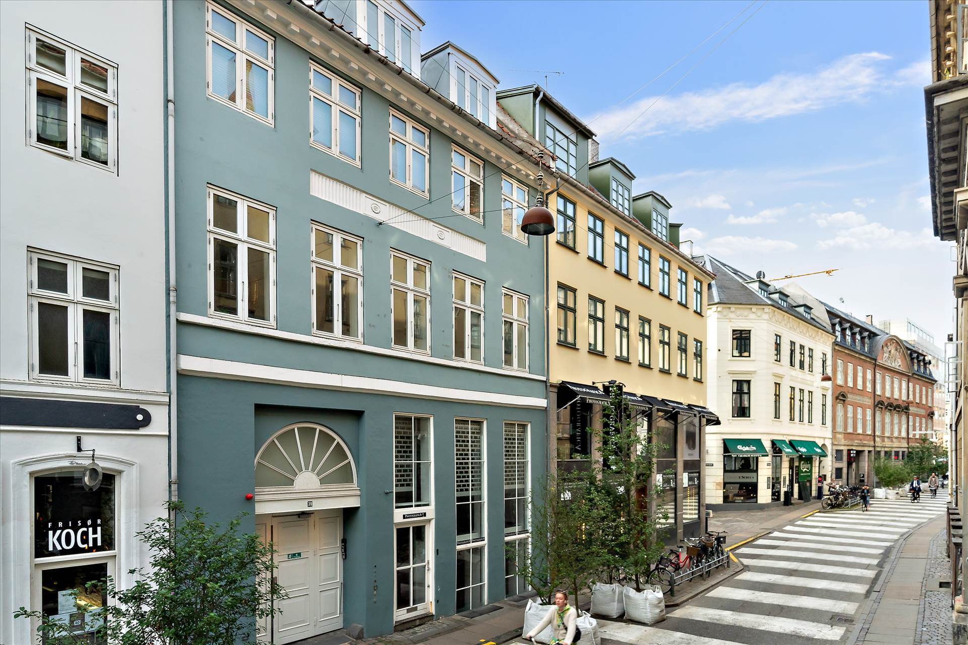 144 m² butik • København K