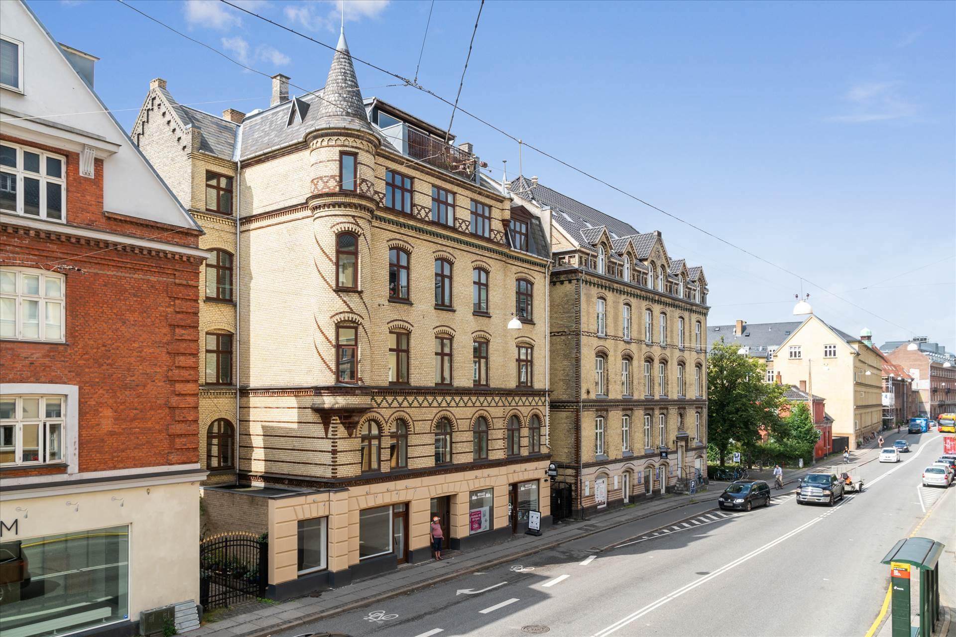 165 m² butik/showroom