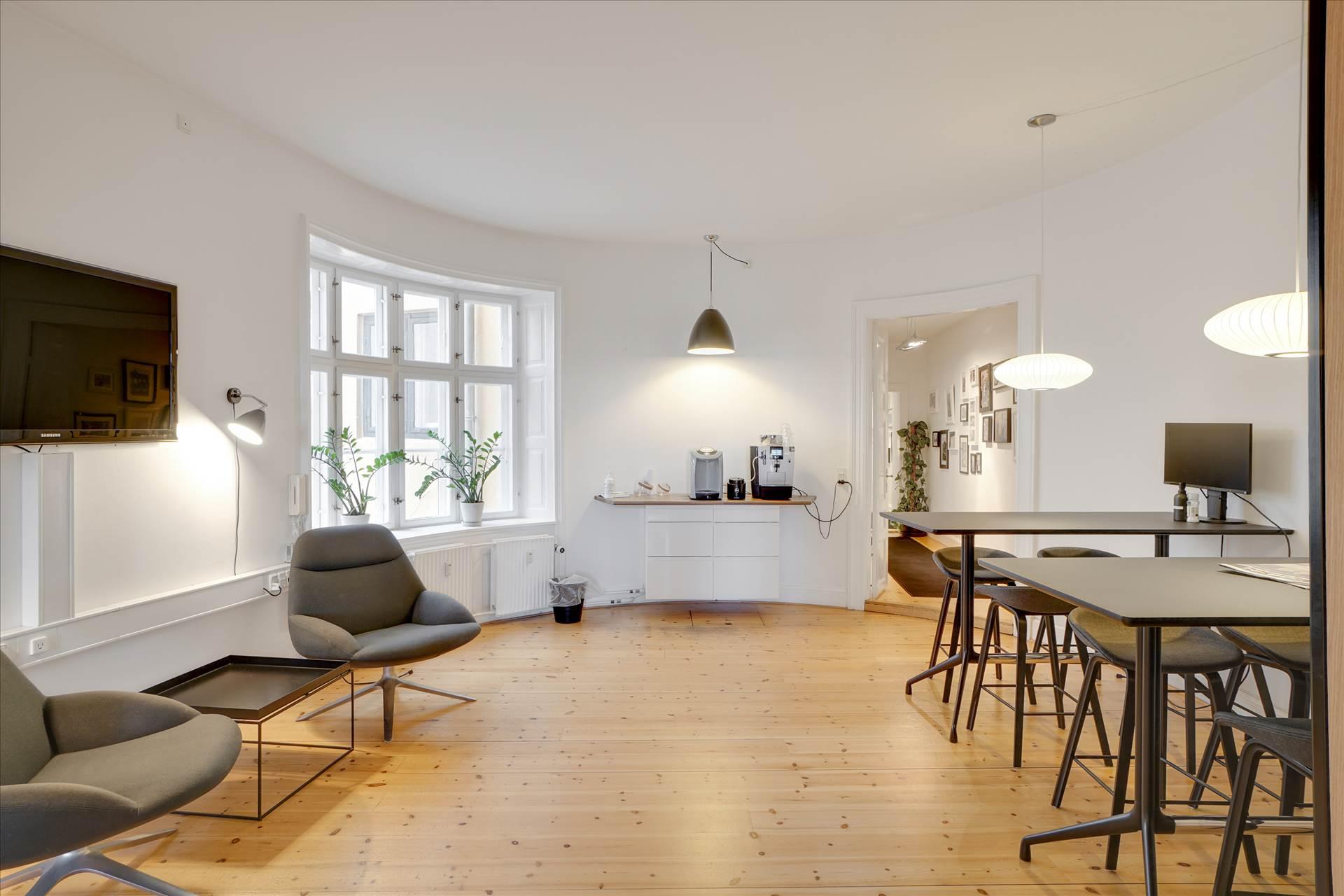 228 m² kontor • Christiansborg
