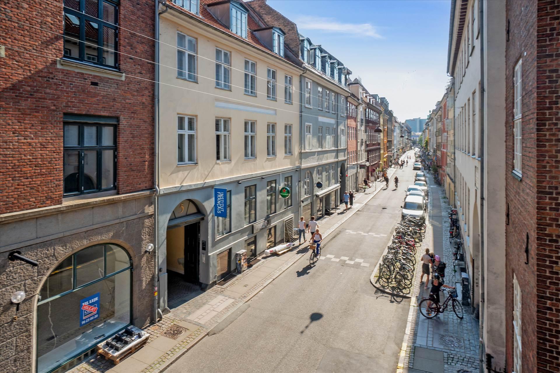 164 m² lyst kontor • København K