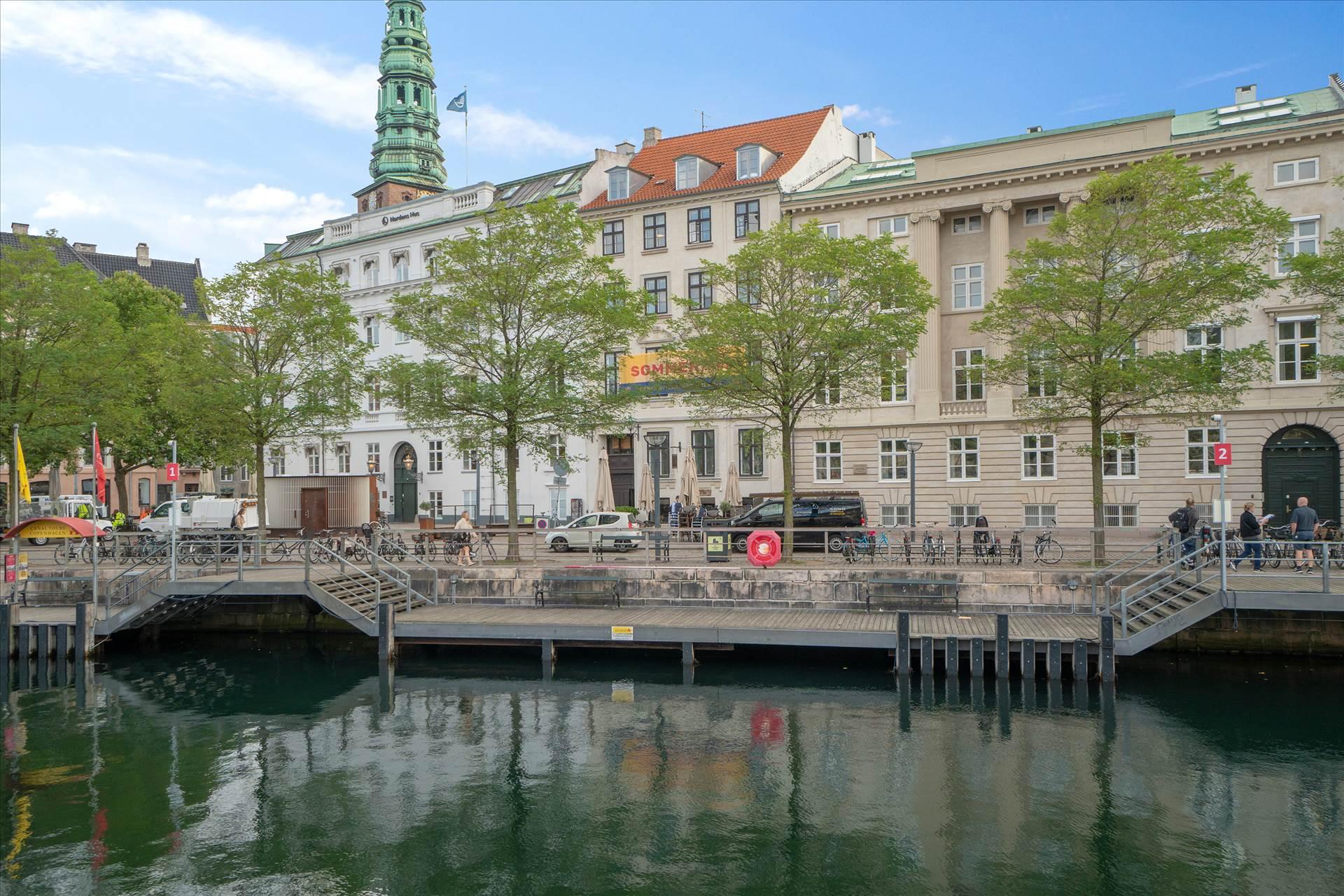 205 m² kontor • Christiansborg