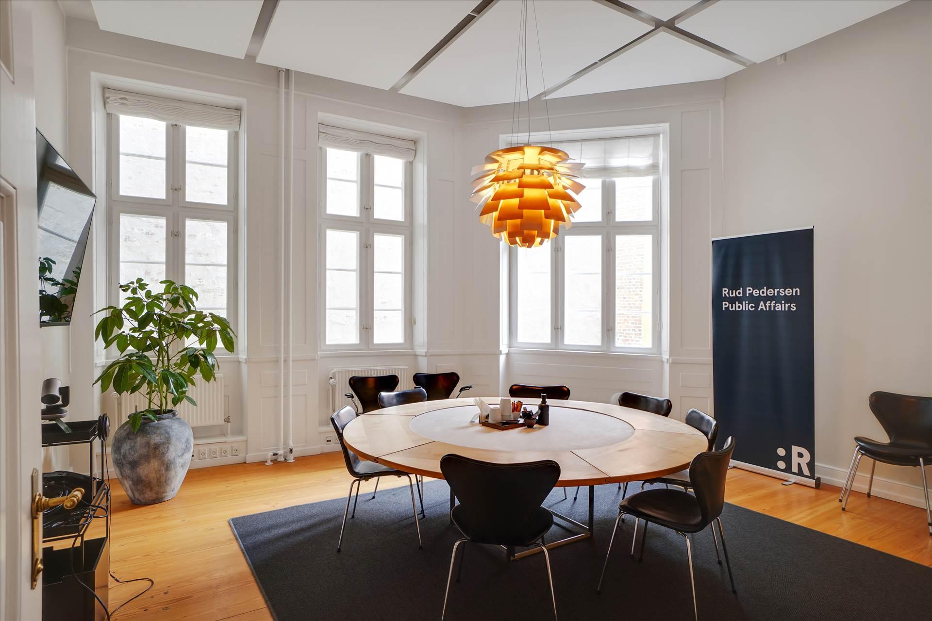 433 m² kontor i to plan • Kbh. K