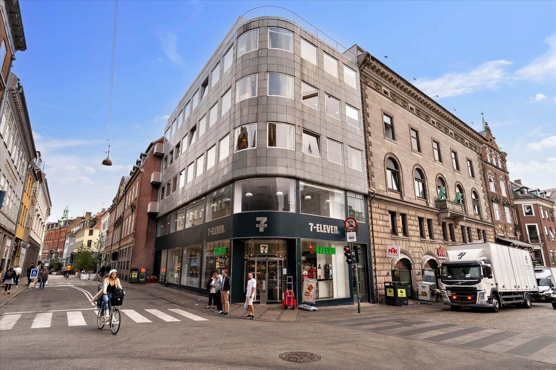 167 m² kontor • Gammeltorv