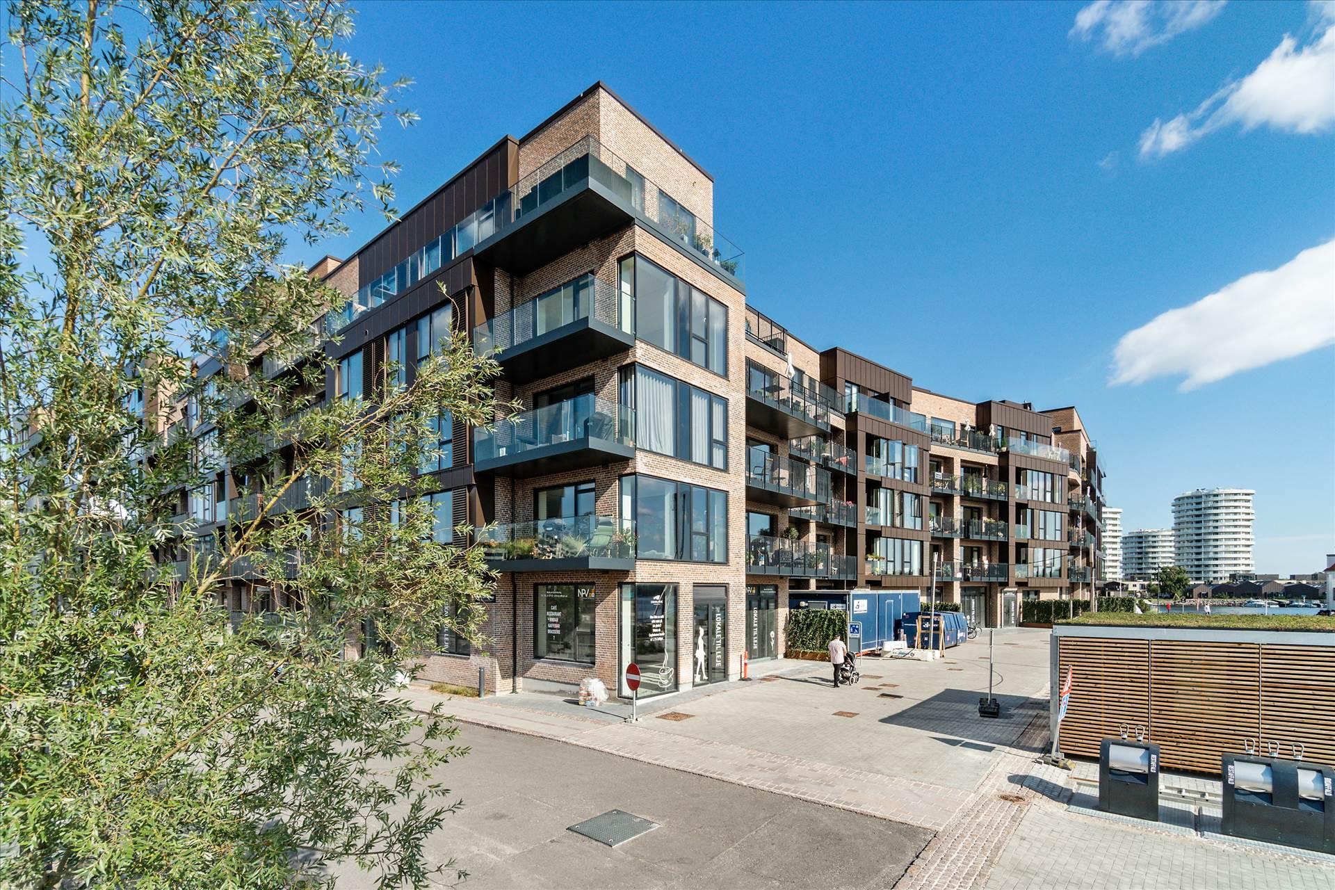134 m² restaurant • Engholmene