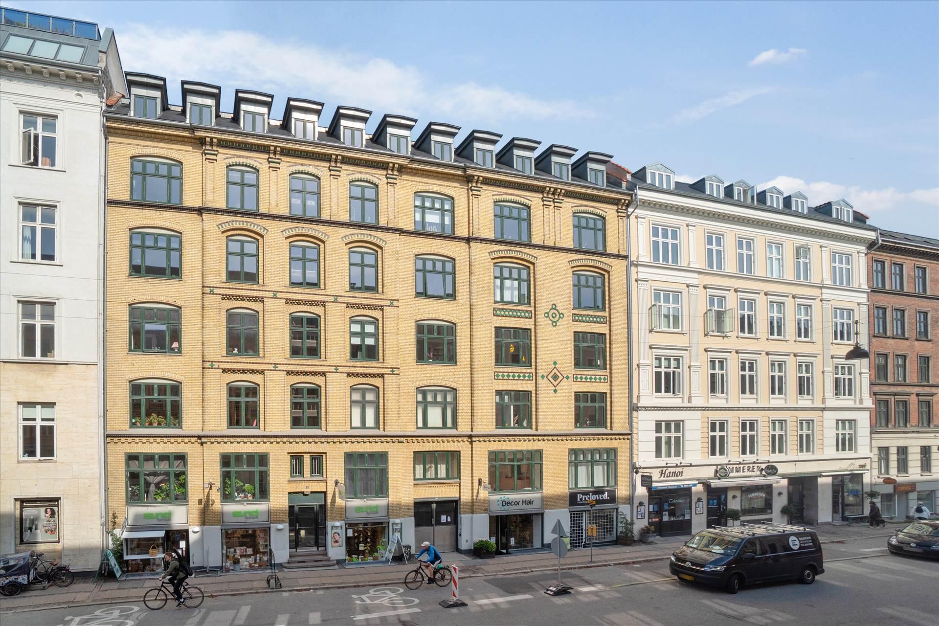 150 m² kontor • Ved Trianglen