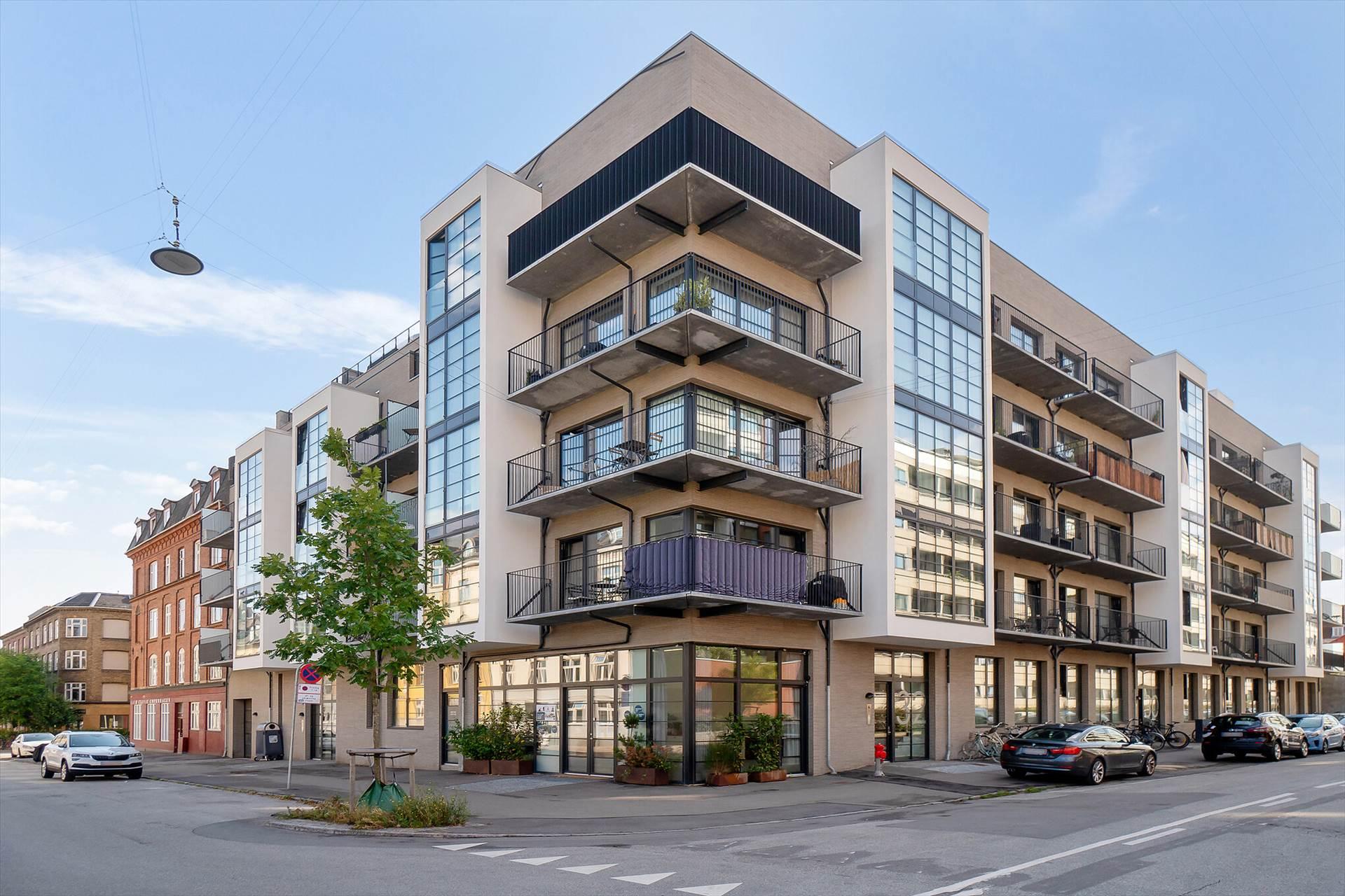 64 m² butik/showroom • Østerbro