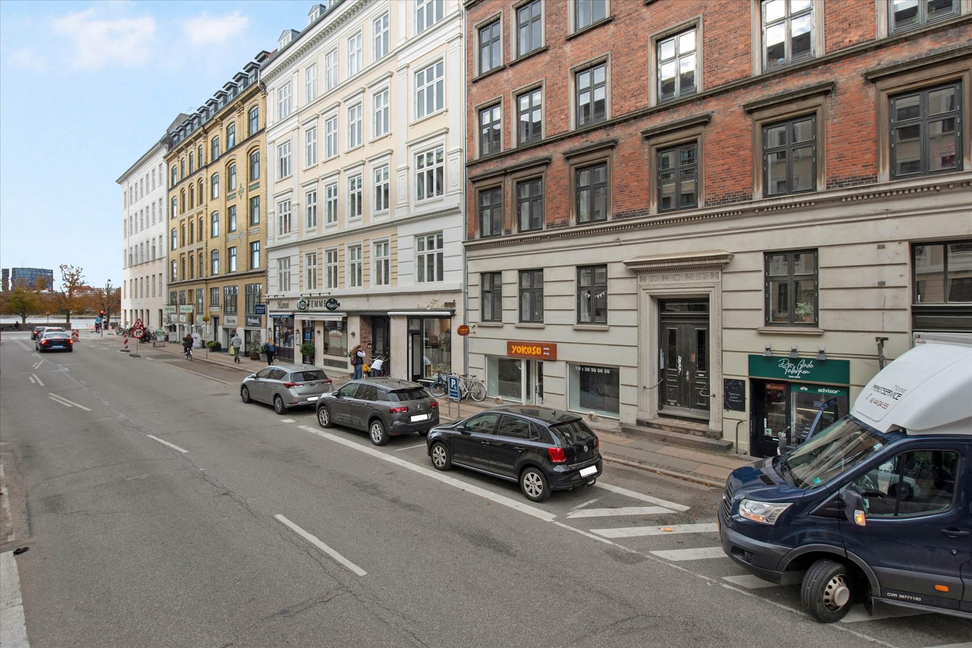 91 m² butik / klinik • Østerbro