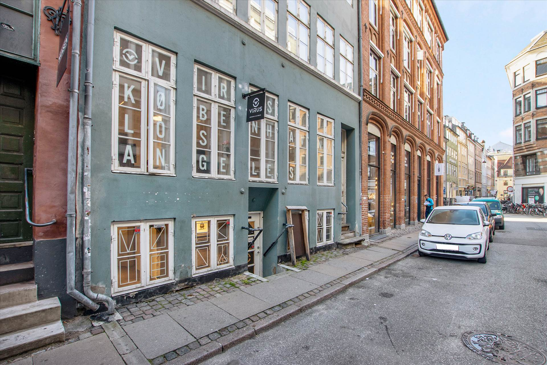 132 m² butik/klinik • København K