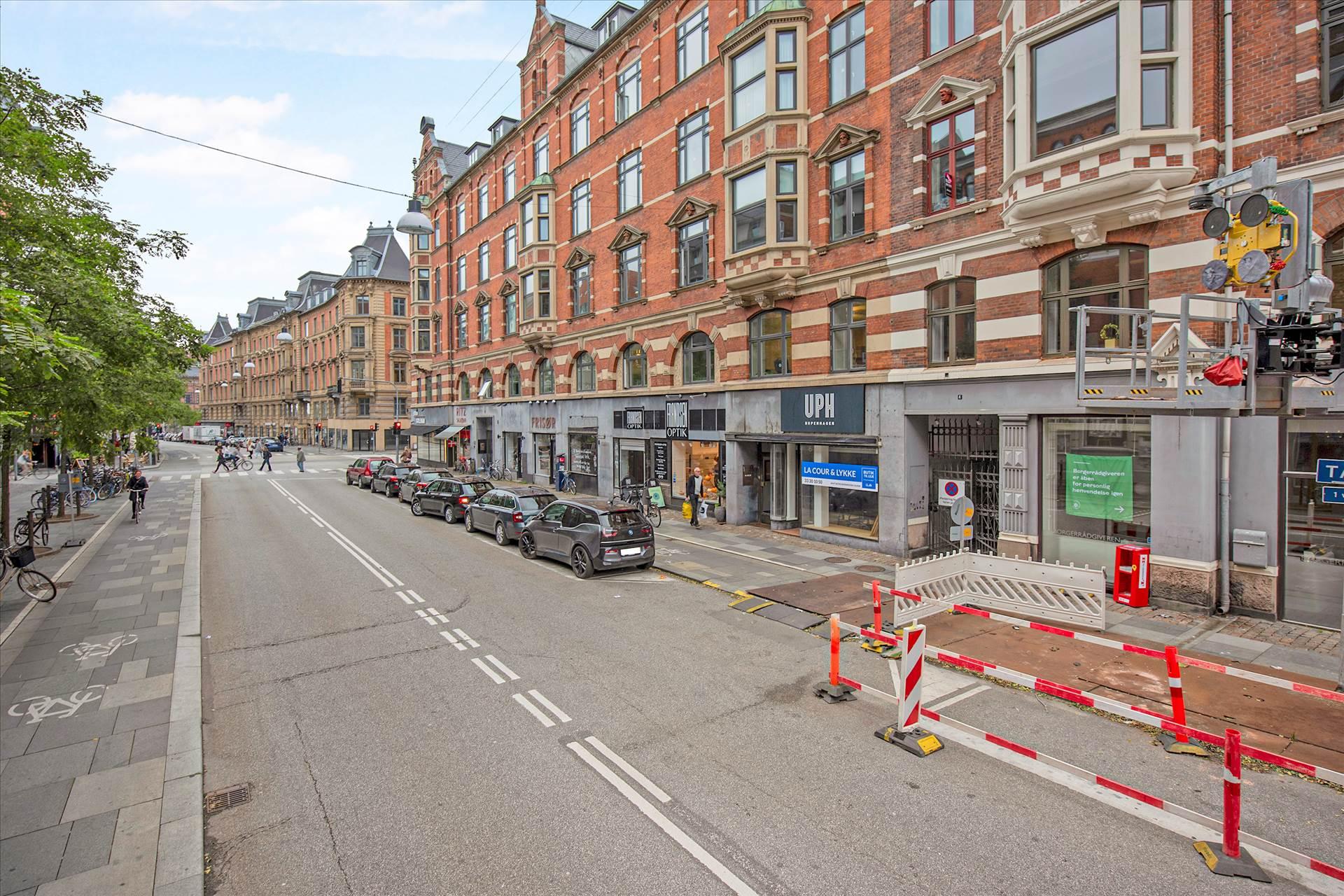 48 m² butik/klinik • Rådhuspladsen