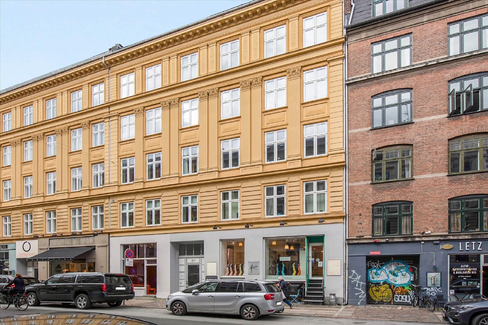 123 m² butik • Nordre Frihavnsgade